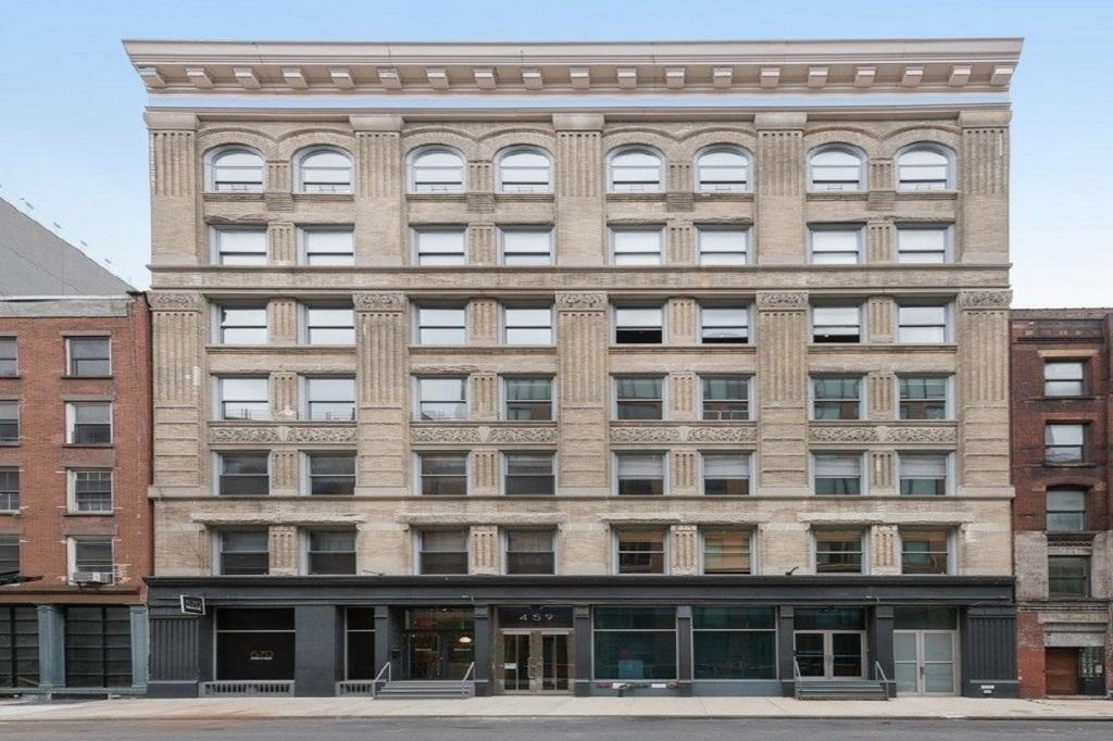 459 Washington Street New York