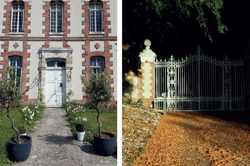Des Deus Amants Castle for Sale Normandy France