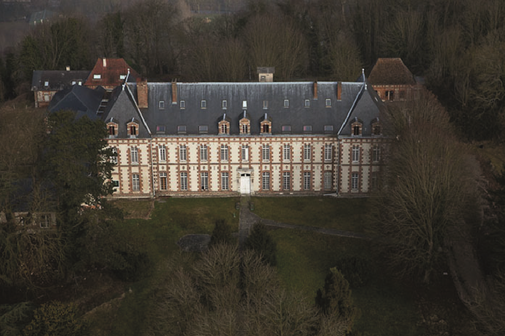 Castle for Sale Normandy France Des Deus Amants