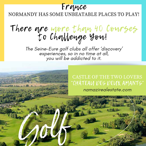 Golf Normandy France