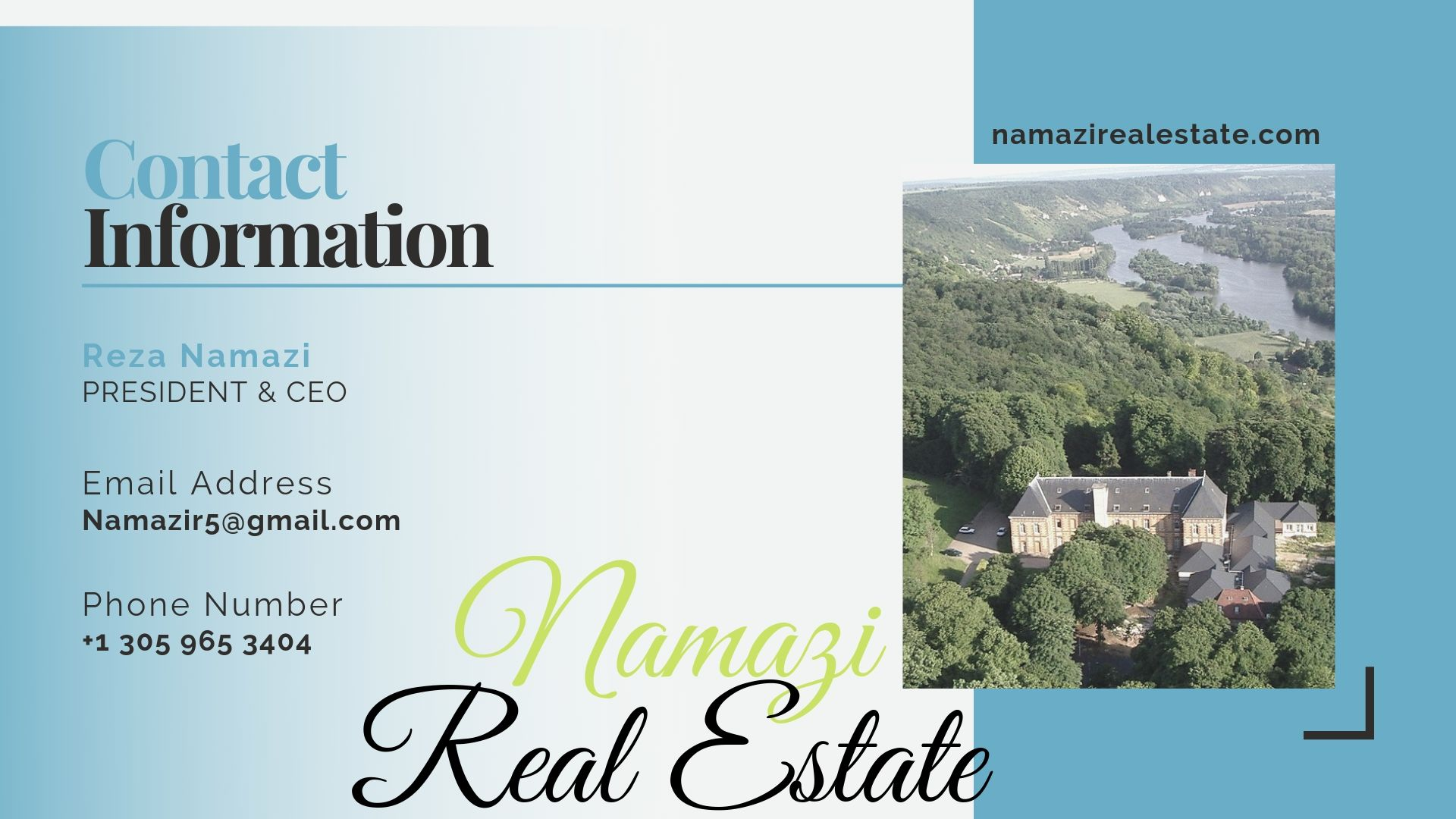 Namazi Real Estate