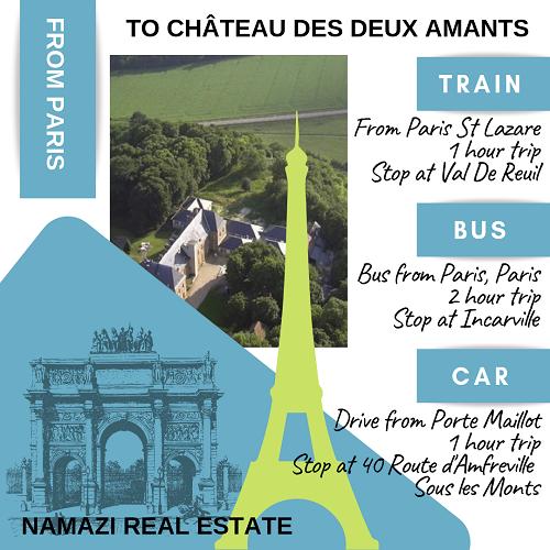 Normandy France Castle for Sale
