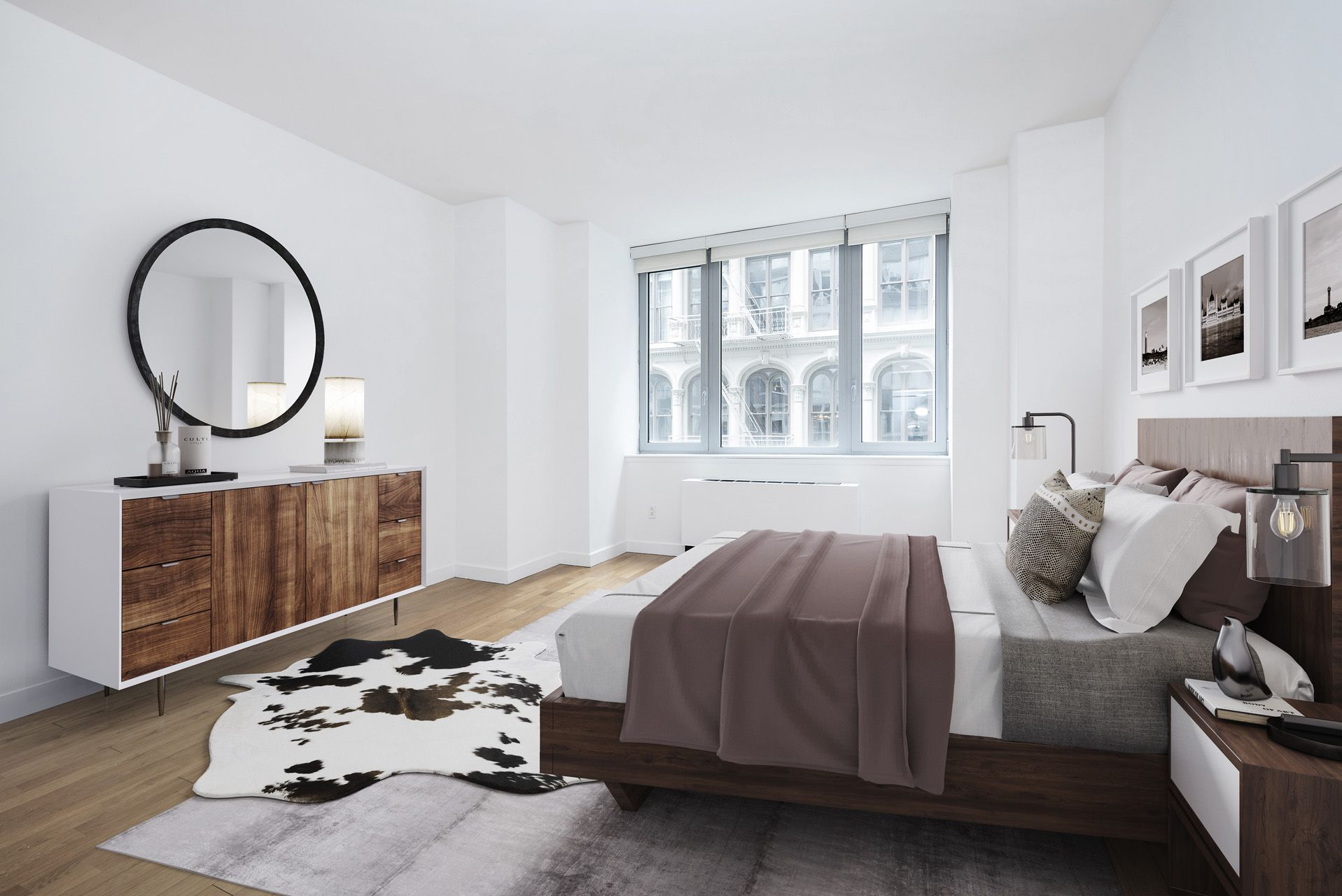 Leonard Street – Tribeca / Manhattan – 1 BEDROOM APARTMENT – Unit ID #1708