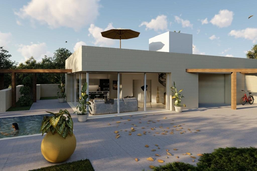 carovigno modern villa