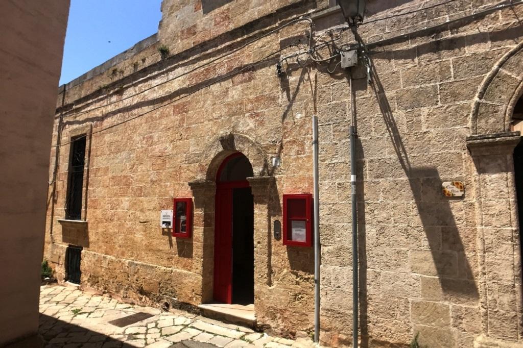 historical house gagliano del capo
