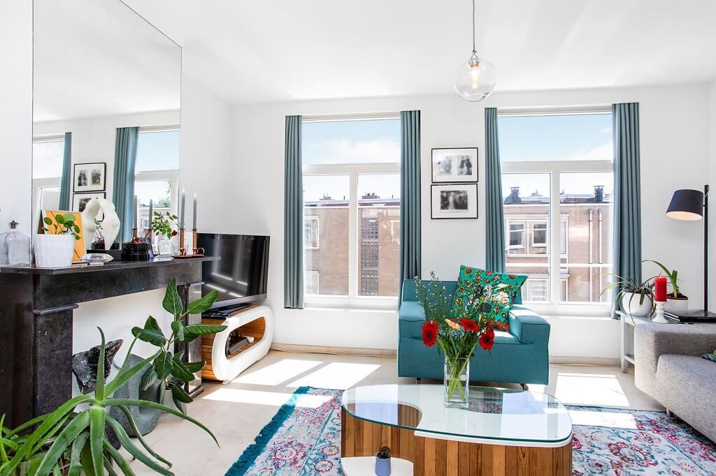 Fagelstraat – Amsterdam – 2 BEDROOM APARTMENT – #1052 GD – For Rent