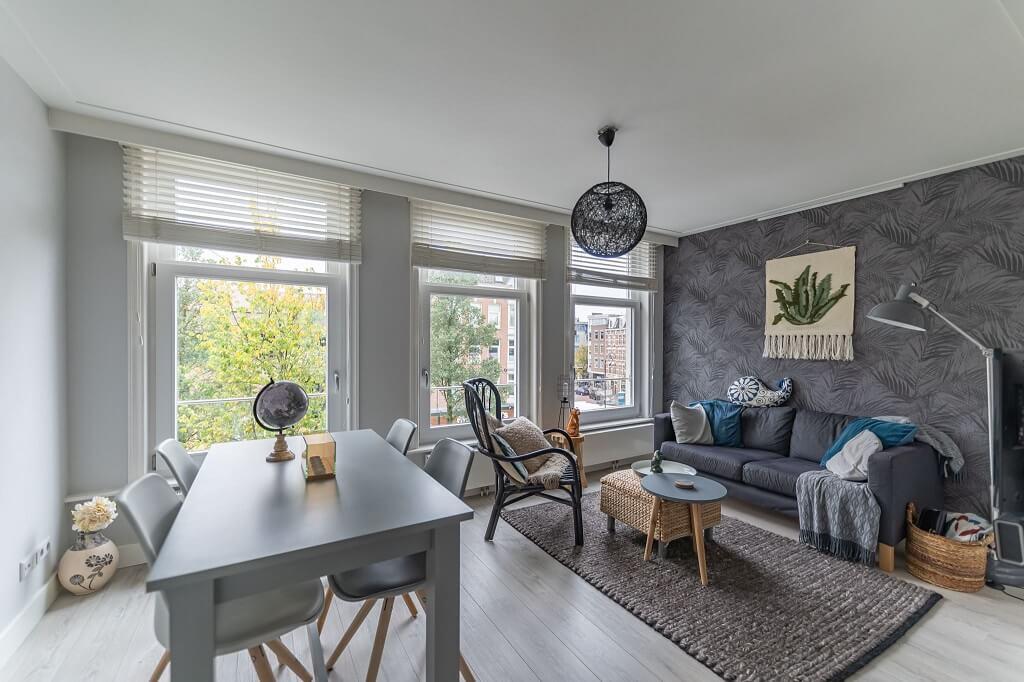 Eerste Van Swindenstraat - Amsterdam - 2 BEDROOM APARTMENT - #1093 GB - For Sale