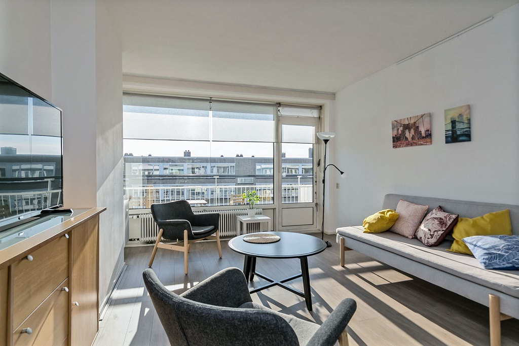Parelmoerhorst – The Hague – 2 BEDROOM APARTMENT – #2592 SC – For Rent