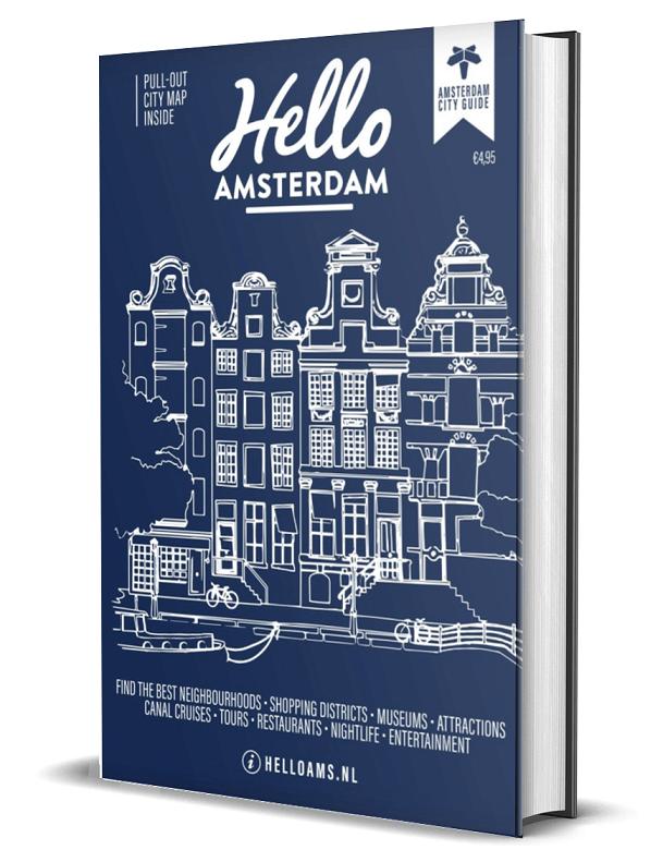 AMSTERDAM<br>CITY GUIDE