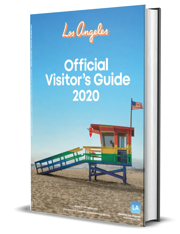 LOS ANGELES<br>VISITOR'S GUIDE
